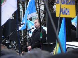 Всеукраїнська акція протесту профспілок 23.12.2014