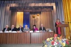 XIX звітно-виборна конференція Київської обласної організації Профспілки працівників освіти і науки України