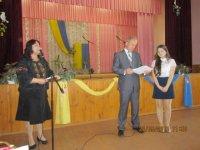 Щорічне традиційне привітання вчителів у Бориспільському районі