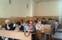 Відбулося засідання ради обласної організації Профспілки