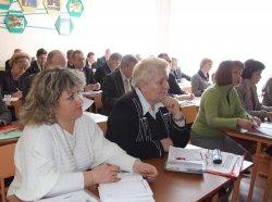 Нарада директорів професійно-технічних навчальних закладів області