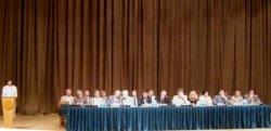 """Розширене засідання колегії МОН: """"Про підсумки розвитку загальної середньої та дошкільної освіти у 2009/2010 навчальному році та завдання на 2010/2011 навчальний рік"""""""