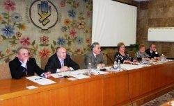Відбулося засідання президії ЦК Профспілки