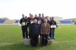 Фінал V обласної Спартакіади працівників освіти 16 жовтня 2010 року
