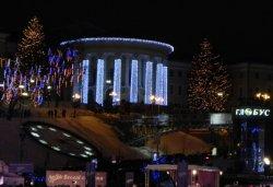 На Майдані у Новому  році