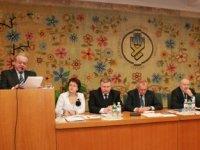 Відбулися засідання президії та пленуму ЦК Профспілки