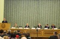 20 березня відбувся ІV пленум ЦК Профспілки