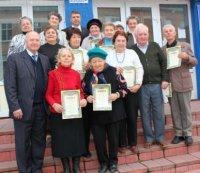 Зустріч з членами ради ветеранів первинної Білоцерківської міської організації ветеранів освіти