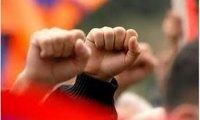 Профспілки вимагають гідного життя для людей!