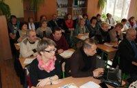 Рада обласної організації звітує