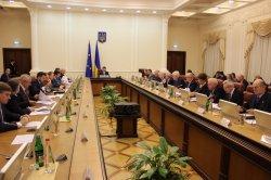 Зустріч керівників профспілок із Прем'єр-міністром України