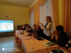 Відбувся семінар-навчання голів міських, районних організацій Профспілки, голів профкомів ВНЗ