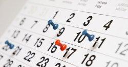 Уряд ухвалив рішення про перенесення робочих днів у 2018 році