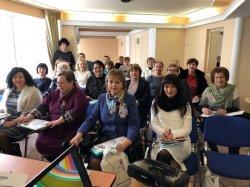 Нарада фінансистів та головних бухгалтерів територіальних організацій ЦК Профспілки