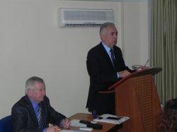 Захист прав та інтересів спілчан – питання ЗАСІДАННЯ ради Київської обласної організації