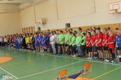 Стартували змагання з волейболу серед освітян України