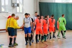 У Києві стартували всеукраїнські змагання з футзалу