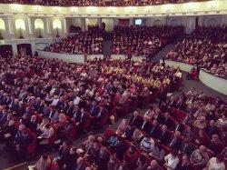 Відбулося Всеукраїнське профспілкове віче