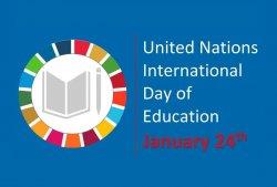 Міжнародний день освіти
