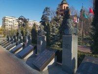 Тридцять п'ята річниця Чорнобильської трагедії